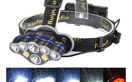 LED čelovka s USB nabíjením Z 20