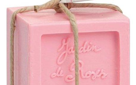 Lothantique Lothantique mýdlo růže 300g, růžová barva