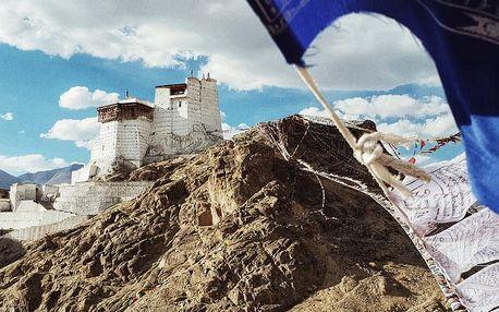 Trek v Malém Tibetu na 15 dní s ubytováním a plnou penzí