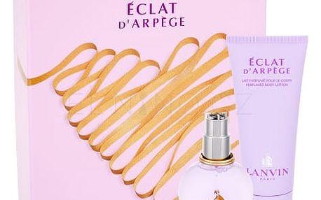 Lanvin Éclat D´Arpege dárková kazeta pro ženy parfémovaná voda 50 ml + tělové mléko 100 ml