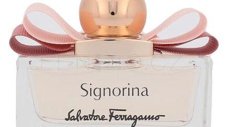 Salvatore Ferragamo Signorina 50 ml parfémovaná voda pro ženy