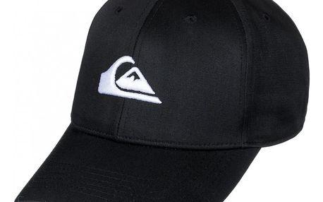 Kšiltovka Quiksilver Decades black univerzální velikost