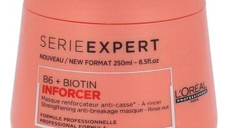 L´Oréal Professionnel Série Expert Inforcer 250 ml maska pro lámavé vlasy pro ženy