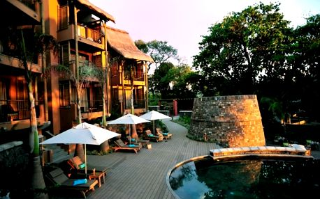 Mauritius, Tamarin, letecky na 10 dní polopenze
