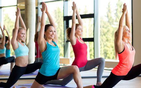 Zvýhodněné vstupy do dámského fitness Hany Bany