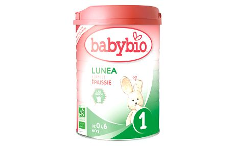 BABYBIO Lunea 1 počáteční mléčná kojenecká výživa v prášku 900 g