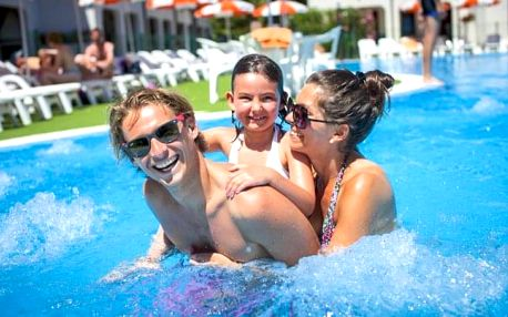 Rodinná dovolená v Itálii s bazénem