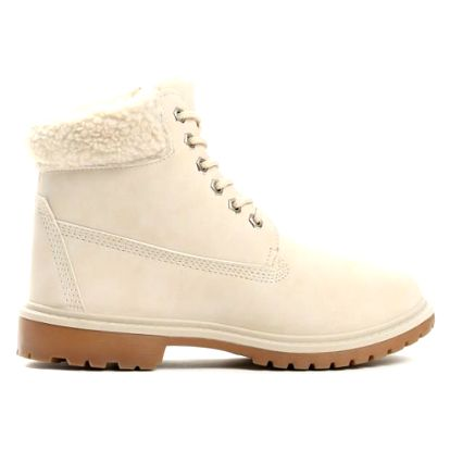 Dámské béžové kotníkové boty Danah 801