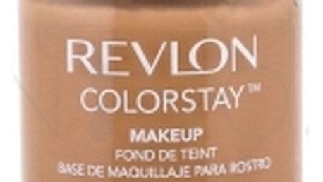 Revlon Colorstay Combination Oily Skin 30 ml makeup pro smíšenou až mastnou pleť pro ženy 330 Natural Tan