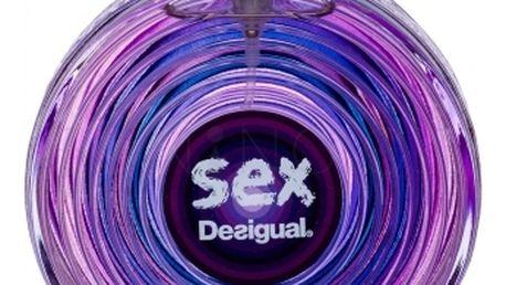 Desigual Sex 100 ml toaletní voda tester pro ženy