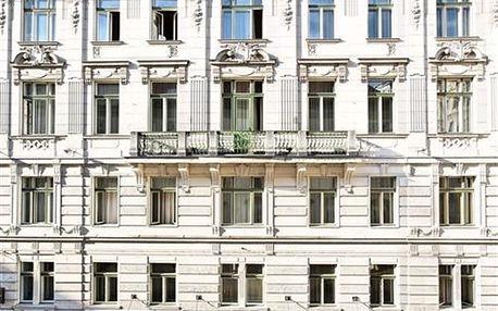 Rakousko - Vídeň na 4-6 dnů, snídaně v ceně