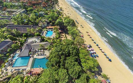 Indonésie, Bali, letecky na 11 dní snídaně