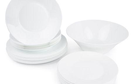 Luminarc 19dílná jídelní sada Alizee