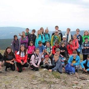 Tábor v Krkonoších na jeden nebo dva týdny
