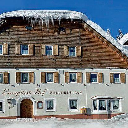 Rakousko - Dachstein West na 5-8 dnů, polopenze