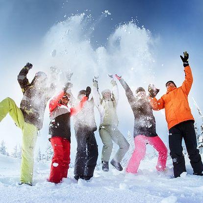 Last minute lednový pobyt na Dvorské boudě. Sněhové radovánky a lyžování za skvělé ceny.