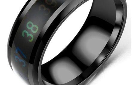 Prsten měřící teplotu těla JW72