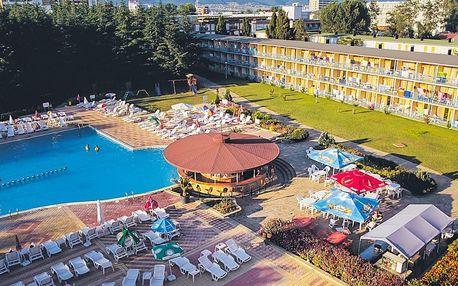 Bulharsko, Slunečné pobřeží, letecky na 8 dní snídaně