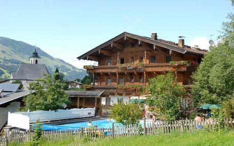 Rakousko, Tyrolsko: Hotel Aschauer Hof