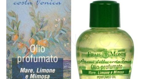 Frais Monde Seaspray, Lemon And Mimosa 12 ml parfémovaný olej pro ženy