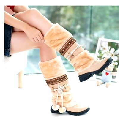 Dámské zimní boty Rachel