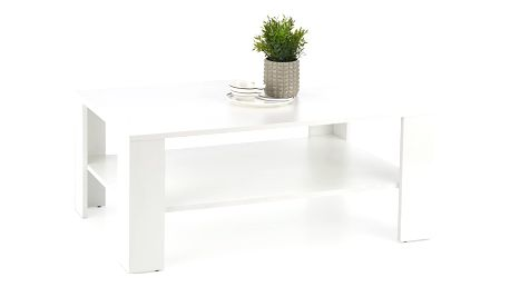 Konferenční stůl Kwadro bílá
