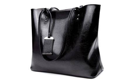 Dámská černá kabelka Wendy 6710