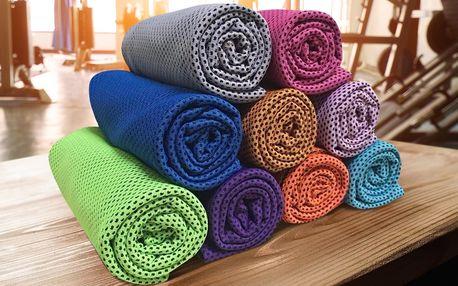 Chladicí ručník, který vás příjemně osvěží