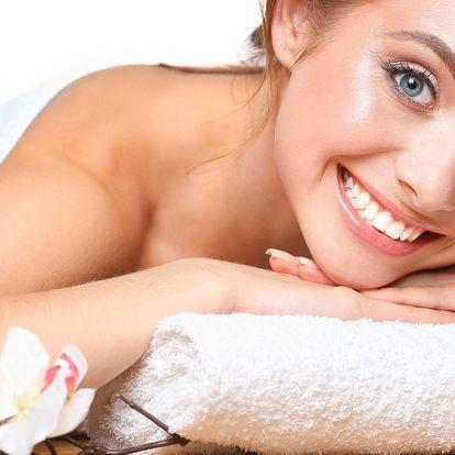 90 minut relaxu pro dámy: masáž těla i obličeje