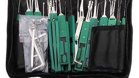 Univerzální sada paklíčů pro odemykání zámků - 32 kusů nástrojů