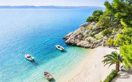 Chorvatsko - Makarská riviéra na 8-15 dnů, polopenze