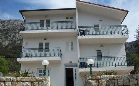 Chorvatsko - Makarská riviéra na 8-15 dnů