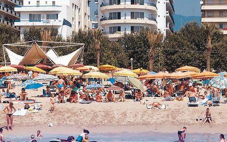 Španělsko - Costa Maresme autobusem na 8 dnů, polopenze