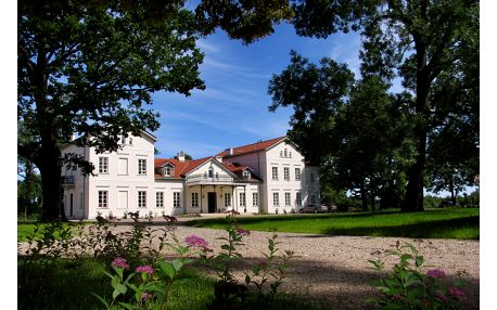 Polsko: Pałac Łochów