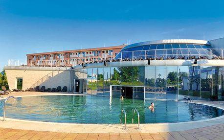 Maďarsko - Termální lázně na 3-5 dnů, polopenze