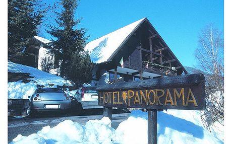 Itálie - Val di Fiemme na 4-5 dnů, polopenze