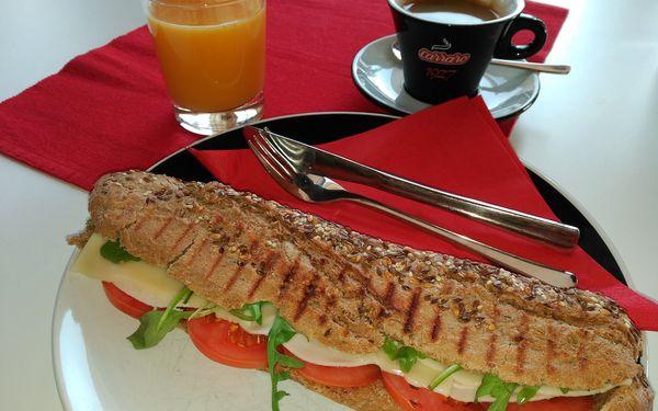 Nastartujte den dobrým jídlem: slaná, sladká, caprese nebo zdravá snídaně4