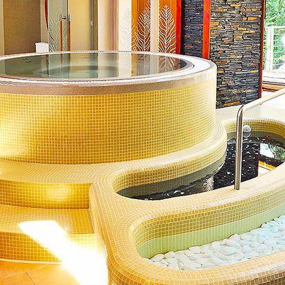 Pobyt v beskydském hotelu Čeladenka s wellness
