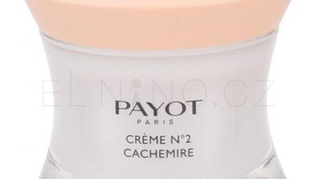 PAYOT Creme No2 Cachemire 50 ml vyživující krém proti zarudnutí pleti tester pro ženy