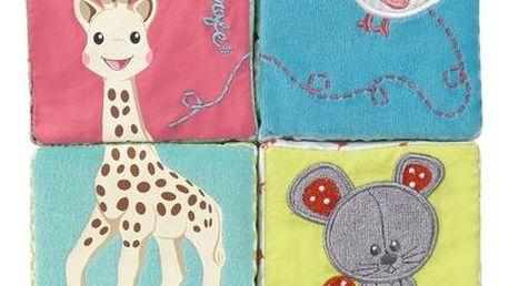 VULLI Moje první kostky žirafa Sophie