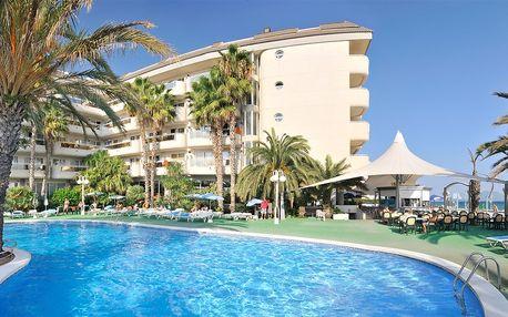 Španělsko - Costa del Maresme na 6-8 dnů, polopenze