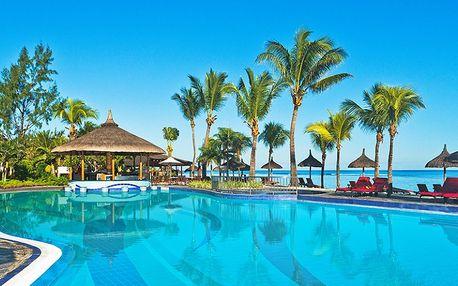 Mauritius, Pointe Aux Piments, letecky na 10 dní plná penze
