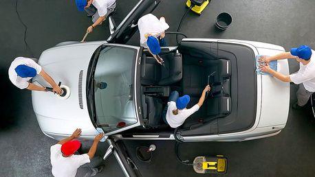 Poukaz na služby automyčky: 600–2500 Kč