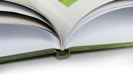 Fotokniha A4 na výšku: 40, 60 nebo 80 stran