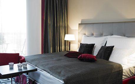 Budapešť: Hotel Belvedere