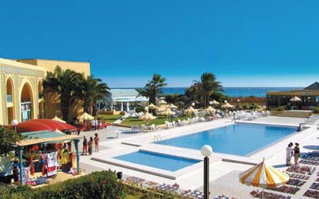 Tunisko - Mahdia letecky na 8-12 dnů, all inclusive