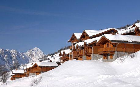 Francie, Savoie - Maurienne, vlastní dopravou na 8 dní bez stravy