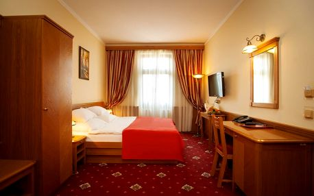 Praha: Hotel Askania