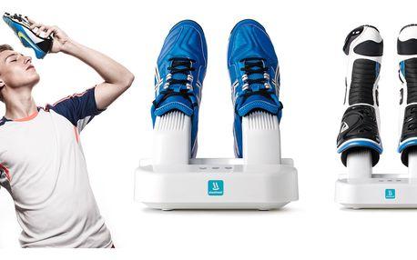Automatický sušič bot s dezinfekcí, poštovné v ceně