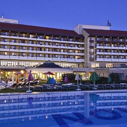 Maďarsko: Hunguest Hotel Pelion